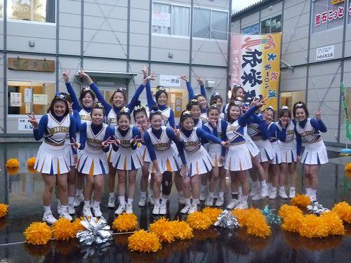 【動画アップ】1月21日青葉公園商店街 in 甲南女子大「BELUGAS」