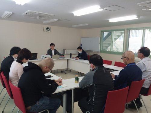 第44回釜石地域まちづくり連絡会議