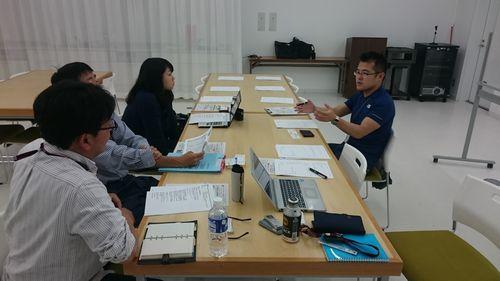 第46回釜石地域まちづくり連絡会議