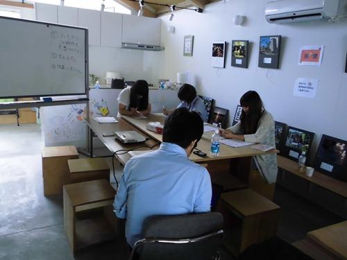 企画書作成の勉強をしよう!! INみんなの家 ワークショップ