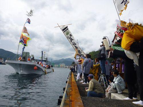 【2011年釜石曳舟まつり】