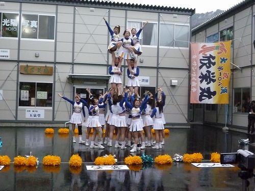 【第三弾】釜石応援ガールズ in 青葉公園商店街