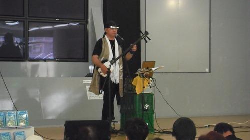 【駒幸夫(こまゆきお)さん】来釜!復興ライブ