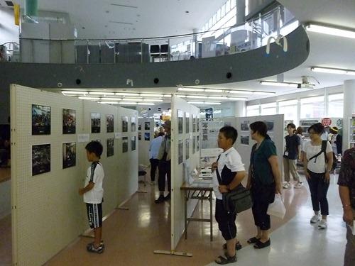【復興カメラ】写真展 in シープラザ釜石