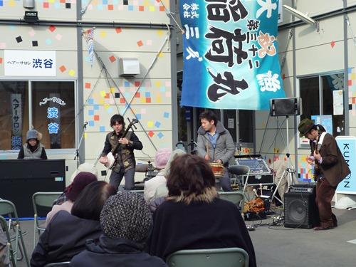 東京最前線 復興支援コンサート
