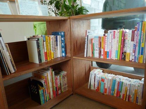 昭和女子大学杉浦久子研究室様~みんなの家に本の寄贈