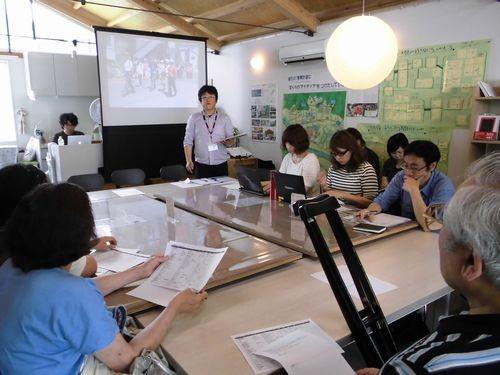 【釜石地域まちづくり連絡会議】が行われました。