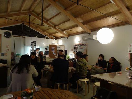 【cadatte よるカフェ】 ~かってに交流会~