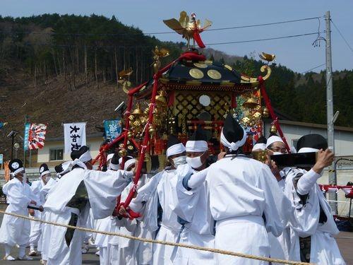 《唐丹地域郷土芸能祭》