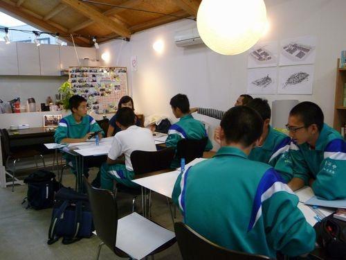 子ども街づくり倶楽部 釜石大学夏期セミナーに参加!