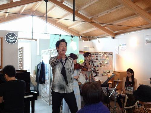 【Rising Sun復興支援コンサート2014】 開催♪