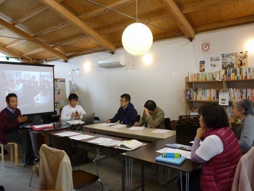第35回釜石地域まちづくり連絡会議