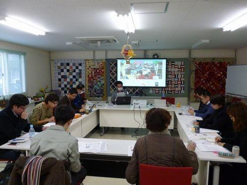 第37回釜石地域まちづくり連絡会議