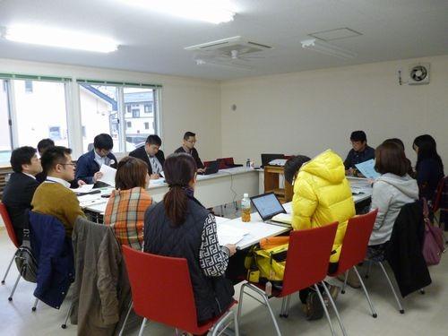 第38回釜石地域まちづくり連絡会議