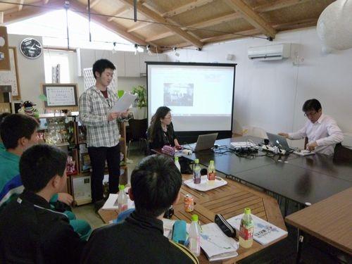 復興カフェ第15弾 【子ども街づくり倶楽部活動報告会】