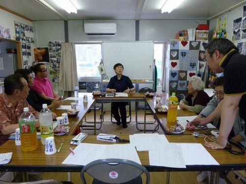 釜石・大槌大学 俳句講座とお茶っこの会