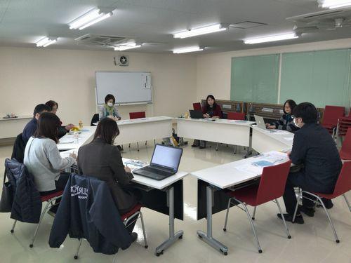 第75回釜石地域まちづくり連絡会議