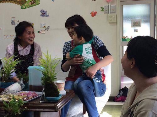 釜石ママハウスひまわりde「コミュニティーCAFÉ」開催