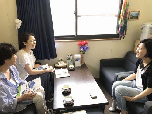 「釜石から陸前高田へGO」 子ども支援団体間交流